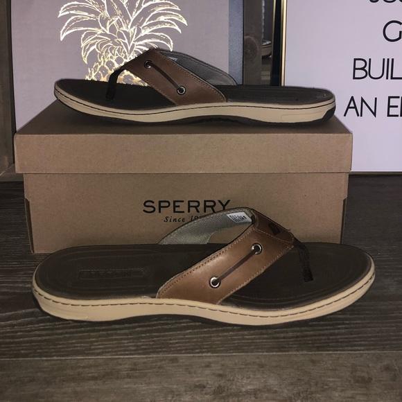 Sperrys Men Havasu Sandals Sz 2
